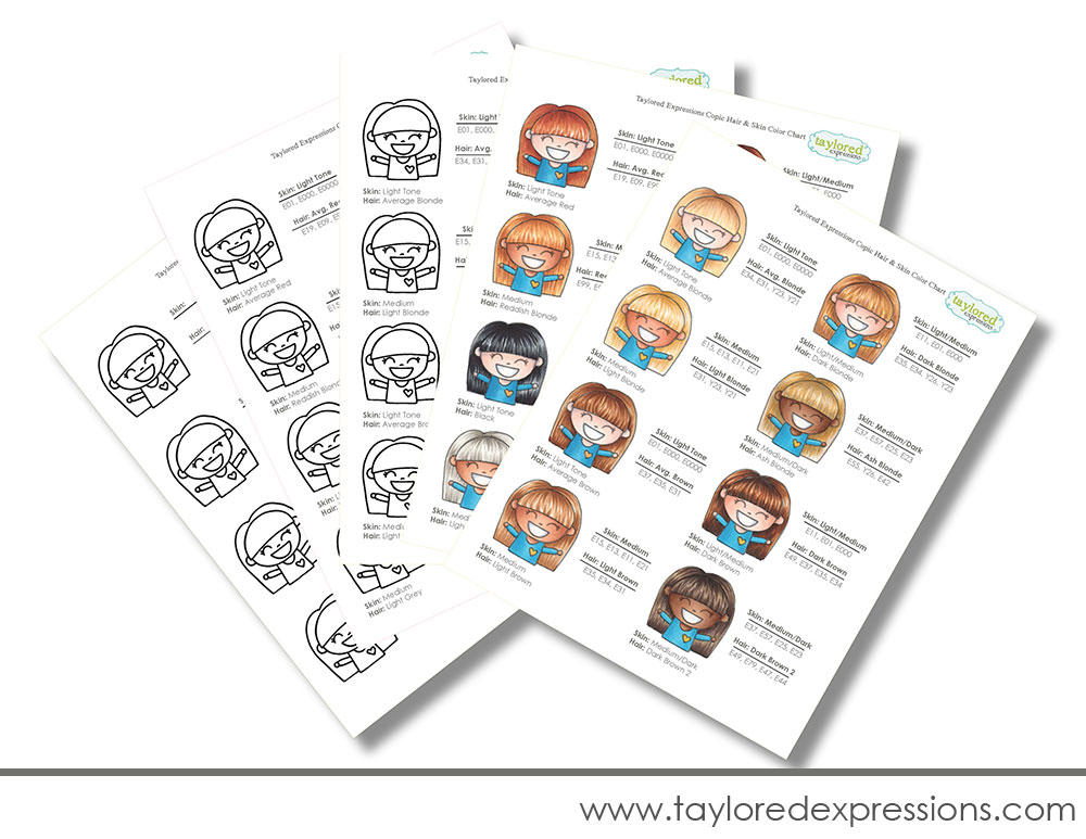 - Get Creative With Copics & Stock Up Now! Taylored Expressions Blog